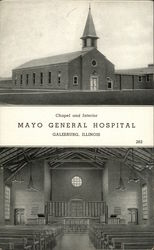 Chapel and Interior, Mayo General Hospital