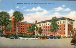 Worrell Hospital and Annex