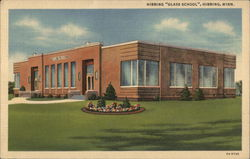HIbbing Glass School, Hibbing, Minn.