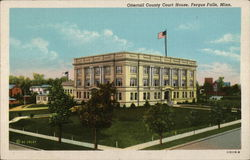 Ottertail County Court House