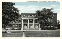 L. L. Culver Gymnasium at Culver-Stockton College