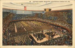Municipal Auditorium - Main Arena