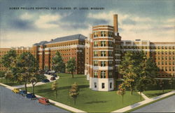 Homer Phillips Hospital for Colored
