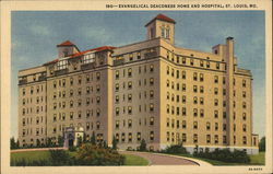 Evangelical Deaconess Home and Hospital