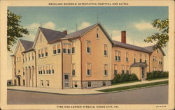 Bashline-Rossman Osteopathic Hospital and Clinic