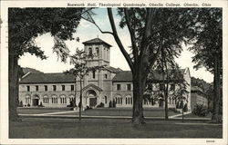 Bosworth Hall, Theological Quadrangle, Oberlin College