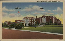 Senior High School, Mansfield, Ohio
