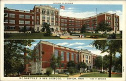 Roosevelt High School, Dayton Ohio