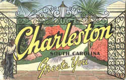 Charleston Greets You