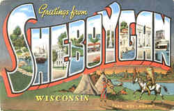 Greetings From Sheboygan