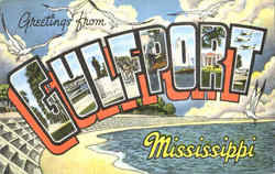 Greetings From Gulfport