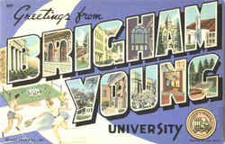 Greetings From Brigham Young University