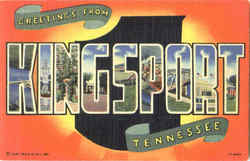 Greetings From Kingsport