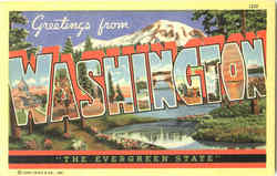Greetings From Washington