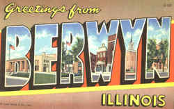 Greetings From Berwyn