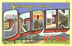 Greetings From Ogden