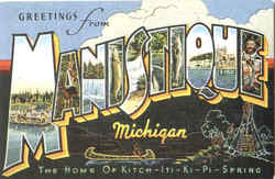 Greetings From Manistique