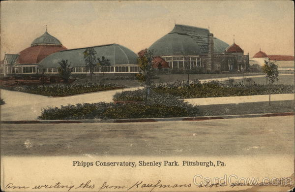 Phipps Conservatory, Shenley park Pittsburgh Pennsylvania