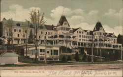 New Weirs Hotel Postcard