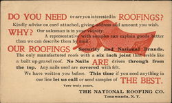 The National Roofing Company
