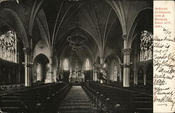 Interior, Cathedral, 10th & Douglas