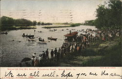 Scene on the Big Sioux, Riverside Park