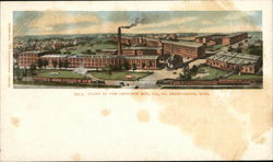 Plant of the Dennison Mfg. Co.