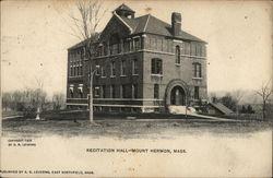 View of Recitation Hall