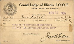 Grand Lodge of Illinois, IOOF