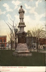 Cutler Post Monument