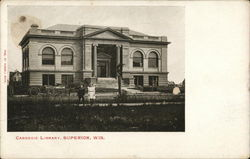 Carnegie Library, Superior, Wis.
