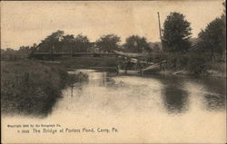 The Bridge at Porters Pond