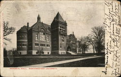 Memorial Hall, Northwestern University