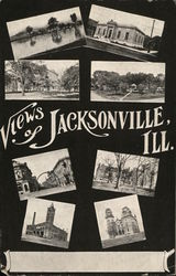 Views of Jacksonville, Ill.