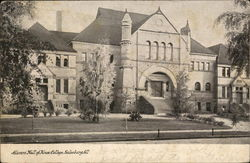 Knox College - Alumni Hall