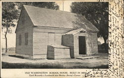 Old Washington School House