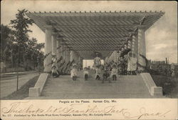Pergola on the Paseo