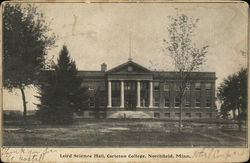 Laird Science Hall, Carleton College