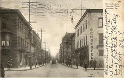 Eleventh Ave., General View