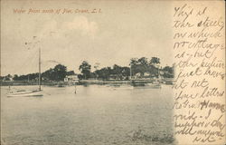Water Front North of Pier, Orient, L. I.