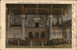 Assembly Chambers, N.Y. State Capitol