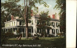 Guy Park House, Built 1762