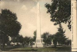 Washburn Monument, Oak Grove