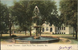 Fountain - Court House Park