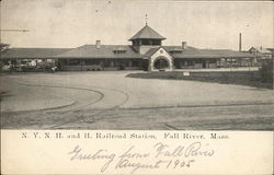 N. Y. N. H. and H. Railroad Station