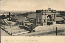 View of Union Station