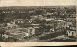Birds-Eye View of Beloit Postcard