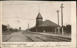 Chicago & Northwestern Depot