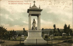 St. Catherine's Monument, St. Catherine's Cemetery