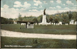 Soldiers' Monument Oak Grove